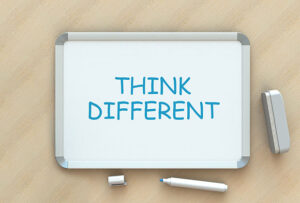 Pensa diferent. Competències segle XXI