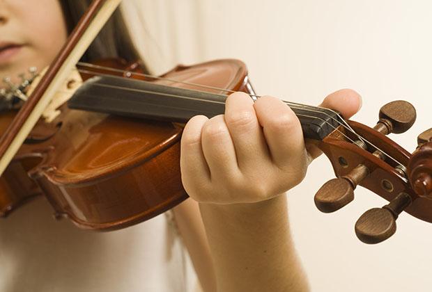Assignatura de violí en Anne Sullivan